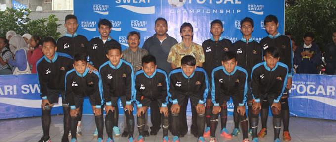 Tim Futsal SMA N 2 Ungaran